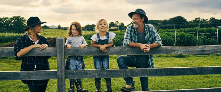 Paid Parental Leave for Farming Families