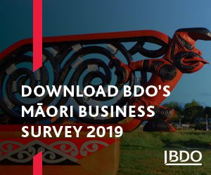 Maori Business survey CTA